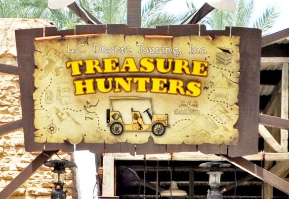 02 Treasure Hunters @ Universal Studios Singapore (Large)