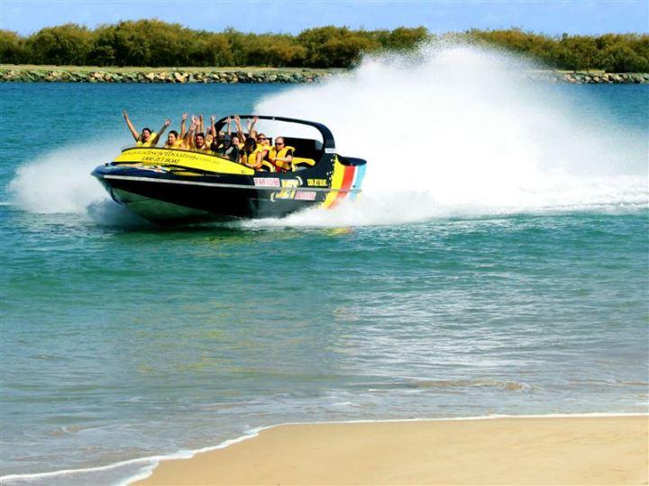 7. Paradise Jetboating
