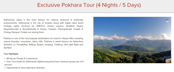 Holidays To Nepal