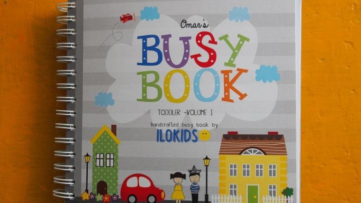 Ilokids Busy Book